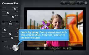 Cámara de fotos para aprender fotografía2